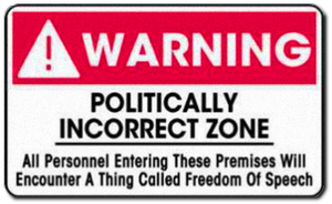 Politically Incorrect Freedom Zone by paradigm-shifting
