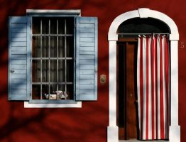 Let me in by Friulana