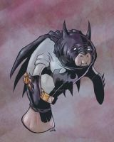 Batmanatee! by jharris