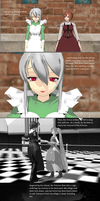 [MMD Comic] Story of Evil Chapter 5, Part 4.5 by TyrannosaurusRex-123
