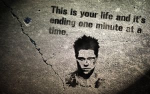 Fight Club Tyler Durden by TheWhySoSerious91