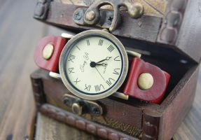 Vintage Style Watches by ailsalu