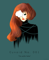 Gynoid No. 001 by GustyBow