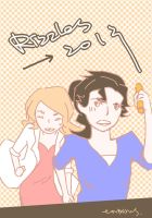 Rizzoli and Isles for 2013 by CivMirus