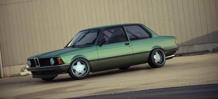 Green e21_2 by spittty