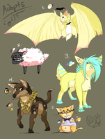 Random Adopts 1 CLOSED by Kenny-BS
