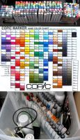 -copic collection chart v.3- by weird-science