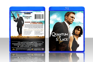Quantum of Solace by jevangood
