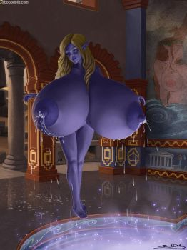 Magical Bath - Extreme BE (New tier rewards promo) by BoobDolLz