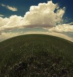 Grass planet by RobinHedberg