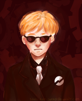 One Cool Dude by Thystle