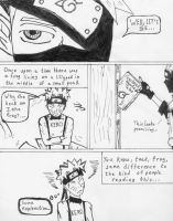 Fractured Naruto Tales Page 1 by CJC-2489