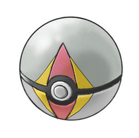 NEW POKEBALL - Noon Ball by Pokemon-Diamond