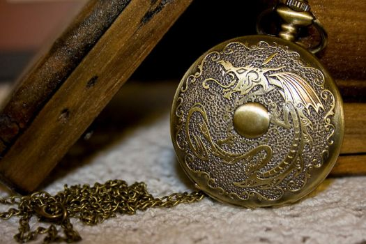 Pocket Watch by xTheseCityLights