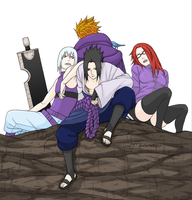Team Hebi - Colored by monztur