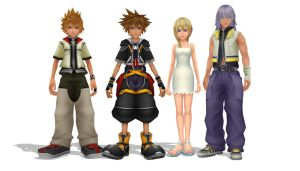 ::DOWNLOAD:: KH POSES by Axelxlea