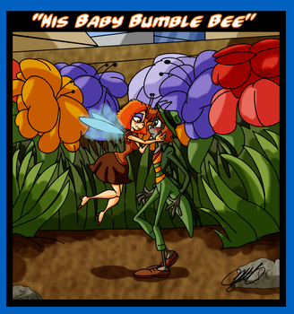 Mr. Bug goes to Town - His Baby Bumble Bee by GearGades