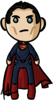 Man of Steel - Superman by shrimp-pops