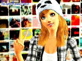PEACE by TheSims3KawaiiMaker