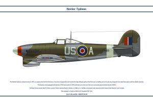Typhoon GB 56 Sqn 1 by WS-Clave