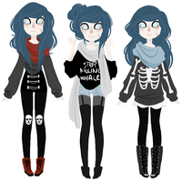 julioutfits by owl-bones