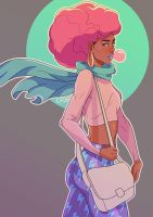 Afropink by ohsh