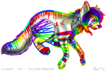 Rainbow Scene Dog Auction-CLOSED by Wolfies--Adopts