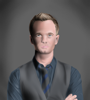 Neil Patrick Harris by PinkuFootsie