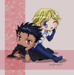 Chibi KuroFai +for Anmras+ by righteousred