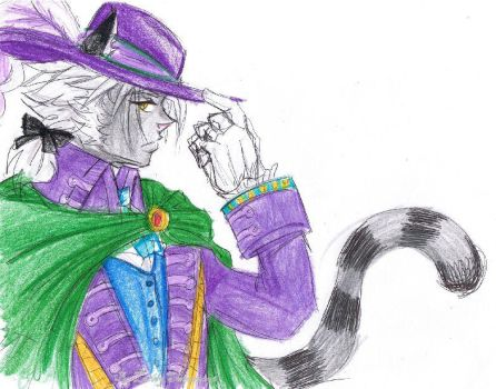 Profile Perrault by hep-kitten by For-the-Wicked-FanZ