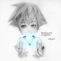 Ventus and Sora by Cate397