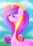 Princess of Love by FluffyMaiden
