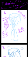 .:Tuto:. How I make sketches/lines? by SilverfanNumberONE