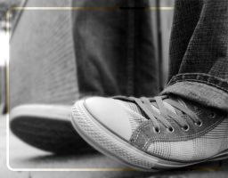 The Beauty of Converse by wiim