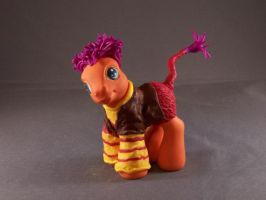 Gobo Fraggle by customlpvalley