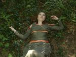 BBC Marian Cosplay--Lying in the Leaves by audrey-vista