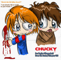 Evil Chucky for Shoppergurl by Violent-Rainbow