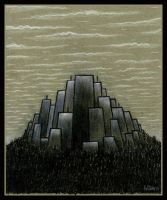 Necropolis by offermoord