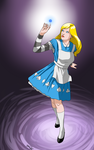 Alice's Search for Alice by MangleDangle