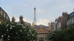 EPCOT France by kdawg7736