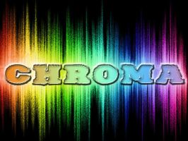 Chroma effect by capo4designe