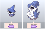 Fakemon: Wizards by The-Knick