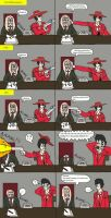 Hellsing bloopers 1-The phone by fireheart1001