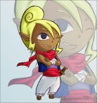 Pirate Captain Tetra by Lady-Zelda-of-Hyrule