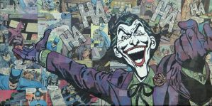 Joker by MikeAlcantara