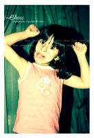 my little sis,say mashalla by Elkoos