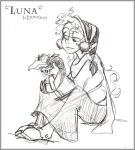 Loony Luna - HP by lberghol