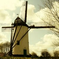 Moulin a Vent by EmilieDurand