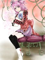 Cheria ~ Tales of Graces by StarCrescent