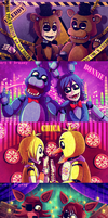 [FNAF] What if they meet each other? by YumeChii-NI